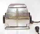 1930's-40's  Chrome TOASTER