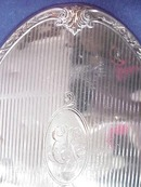Sterling MIRROR & BRUSH  1910-20's