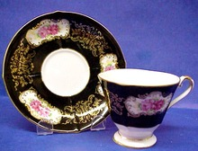 Shafford TEACUP SET - CUP & SAUCER