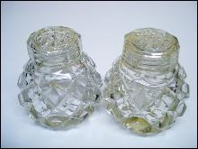 Cut Crystal Shakers Quilted Pattern