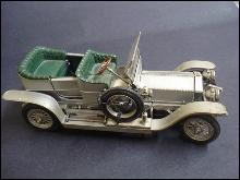 Rolls Royce Franklin Mint Precision Model