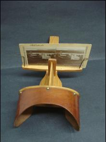 Antique Stereoscope Stereoview