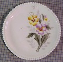 Hand Pntd. Westmoreland Plate