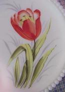 Hand Dec.Westmoreland Plate