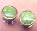 Lovely Art Deco Snap-Link Cuff links
