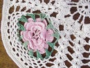 Crochet Lace Centerpiece Doily
