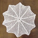 Gorgeous Hand Made Lace Doily