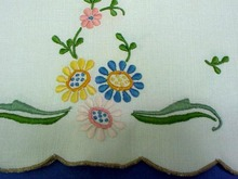 Lovely Embroidered  Runner