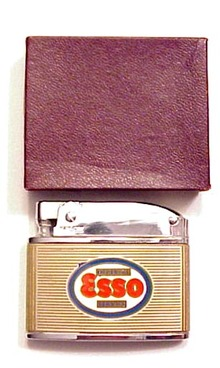 KAY-CEE ESSO Lighter