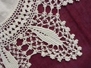 Exquisite Victorian Lace Doily