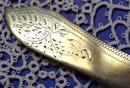 Victorian Natural Handle BUTTER KNIFE #2