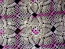 Crocheted LACE RUNNER
