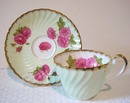 Foley TeaCup Set ROSES