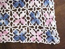 Crocheted LACE RUNNER #5