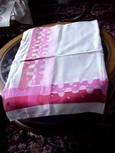 DECO 40's Damask Tablecloth