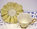Shafford China Teacup Set - Cup & Saucer
