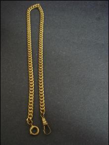 Antique Pocket Watch Chain - GF