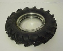 DOMINION ROYAL FARM TRACTOR Tire Ashtray