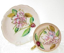 Rare Occupied Japan Teacup Set Cup & Saucer