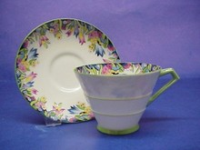 Gorgeous Royal Paragon China Cup & Saucer