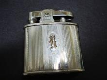 Ronson Cigarette Lighter - Made in England - Monogram R