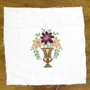 Needlework Embroidery - Ready to Frame