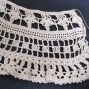 Crocheted Lace Collar