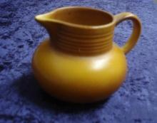 Vintage English Pottery Milk Jug, England, Perfect Gift, Number 522