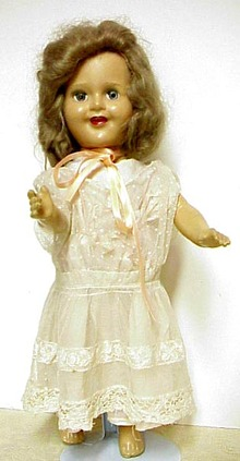 Lovely Vintage Barbara Ann Scott - Canadian Skater Doll