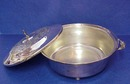Oxford Silver Plated Lided  Serving Dish