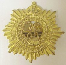 ROYAL CANADIAN ARMY SERVICE BADGE