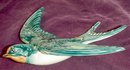 LOVELY ANTIQUE BESWICK BIRD FIGURINE 757-1