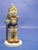 M.J.Hummel Figurine - LITTLE HIKER