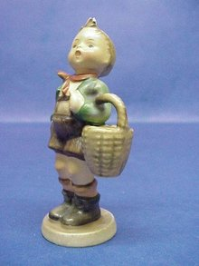 M.J.Hummel Figurine - VILLAGE BOY