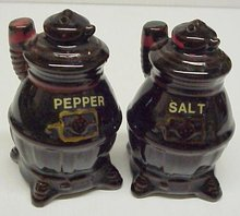 FIGURAL -  SALT&PEPPER - stoves