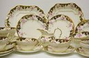 HAMMERSLEY  HAND PAINTED CHINA SET