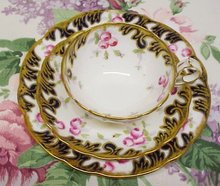 HAND PNTD.HAMMERSLEY CHINA 3 PIECE SET