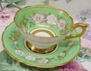 SUPERB ROYAL STAFFORD CUP and SAUCER