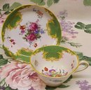 SUPERB quality  JACKSON GLOSLING  CUP and SAUCER