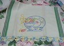IRISH LINEN TOWEL - ANTIQUE FABULOUS