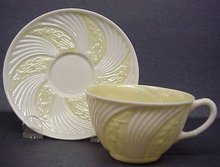 SpeciaI RISH BELLEEK CHINA CUP and SAUCER