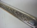 ANTIQUE SILVER PLATED CAKE SERVER