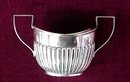 BIRKS DECO STERLING SUGAR BOWL