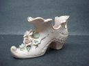 PRETTY PORCELAIN DECORATIVE SHOE