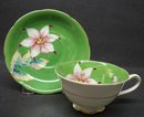 OCCUPIED JAPAN TRIMONT CUP & SAUCER