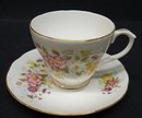 DUCHESS CHINA CUP&SAUCER
