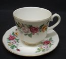 DUCHESS CHINA CUP&SAUCER VICTORIA