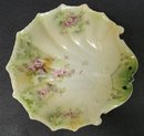 LOVELY RS GERMANY 3 SEA SHELL  DISHES
