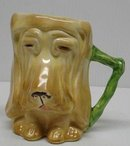 ADORABLE FIGURAL PITCHER - JUG