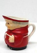 LOVELY HUMMEL - CARDINAL - TINY JUG